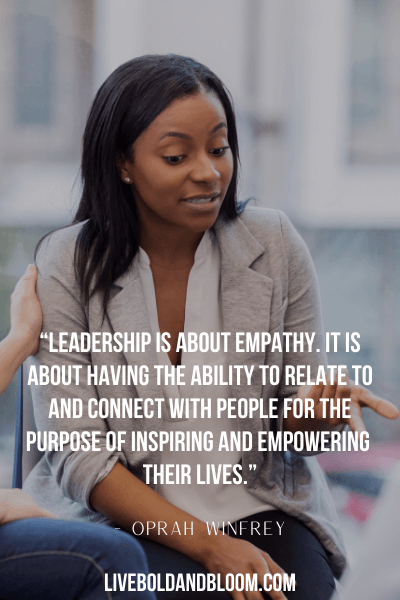 Empathy Quotes by Oprah Winfrey