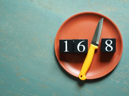 16/8 intermittent fasting method
