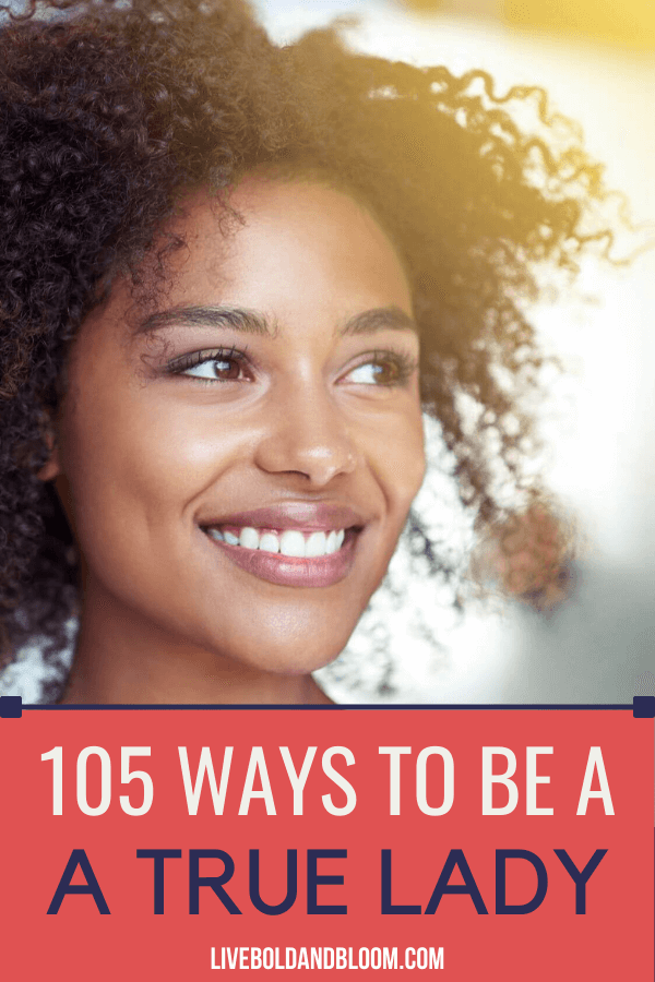 """""""How to be a lady?"""" is a question with unclear answers. However, many studies resulted in a general set of """"traits"""" of a lady. Read this post to know more."""