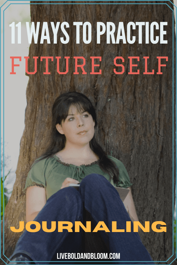 What do you want for yourself to become in the future? Practice future self journaling by using this post as a guide and see yourself go for your future goals.