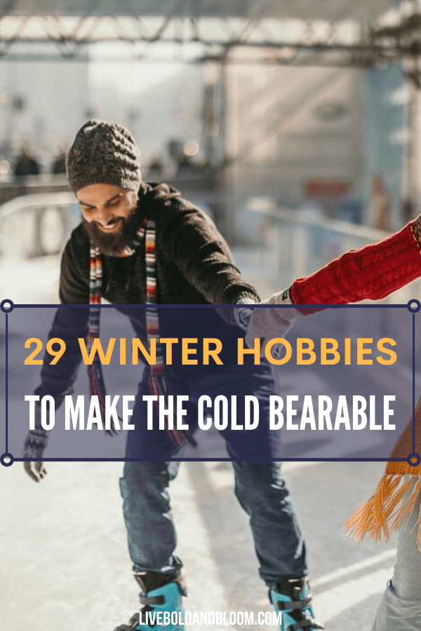 Prepare for the winter and avoid boredom by giving yourself a new hobby. Check out these winter hobbies you surely need to try.