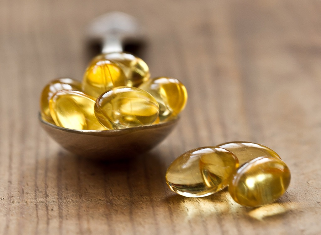 Fish oil capsules - best ways to speed up your metabolism