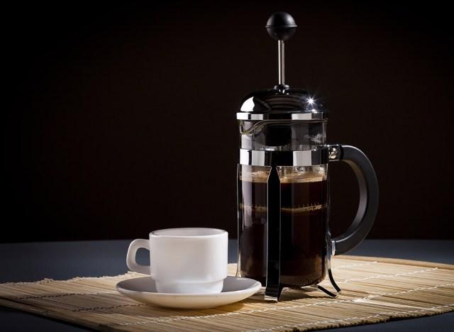 French press coffee maker - best ways to speed up your metabolism
