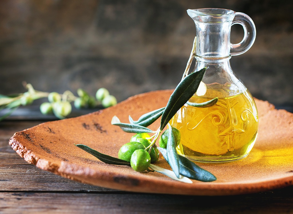 Olive oil - best ways to speed up your metabolism