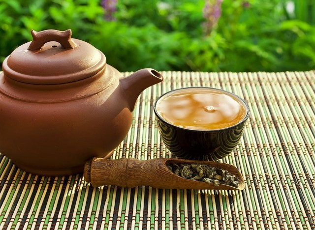 Oolong tea - best ways to speed up your metabolism